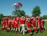 Kreispokalfinale - Siegerkreis