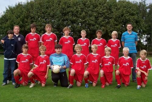 C-1-Jugend 2008/09