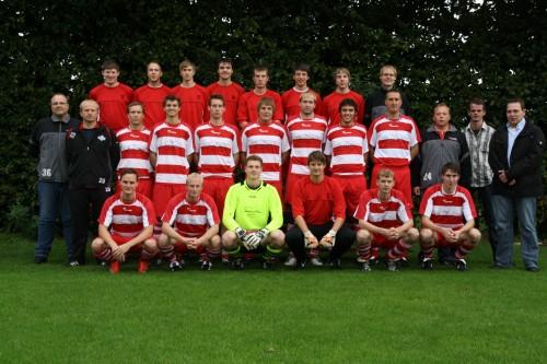 Die 2te Mannschaft 2010/11