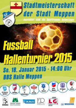 Hallen-Stadtmeisterschaft Meppen 2015