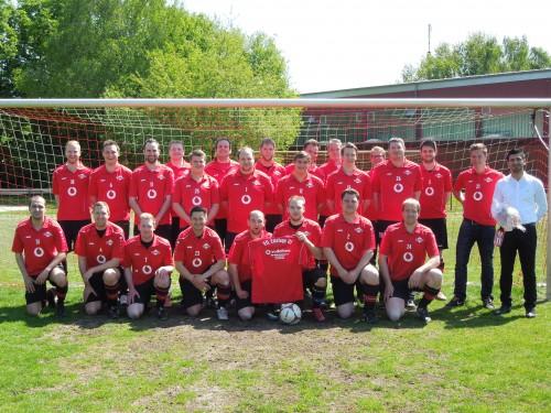 3te Mannschaft 2015-16