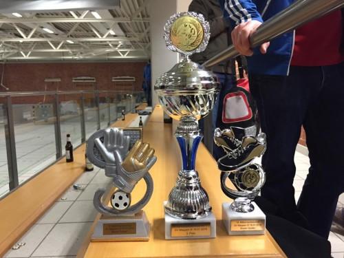 Bester Torhüter: Sebastian Bothe Platz 3 des Turniers: Mannschaft Bester Spieler des Turniers: Tom Dreyer
