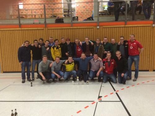 In den Farben getrennt, in der Sache vereint!!! SG Langen/Landegge II & VfL Emslage III