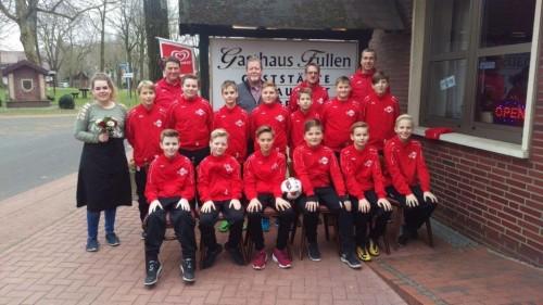 D1 Jugend VfL Emslage